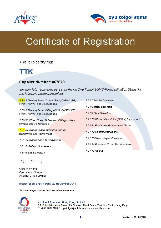 Achilies__Community Certificate_SQMS_TTK.LLC_Nov.22-2014_Page_1