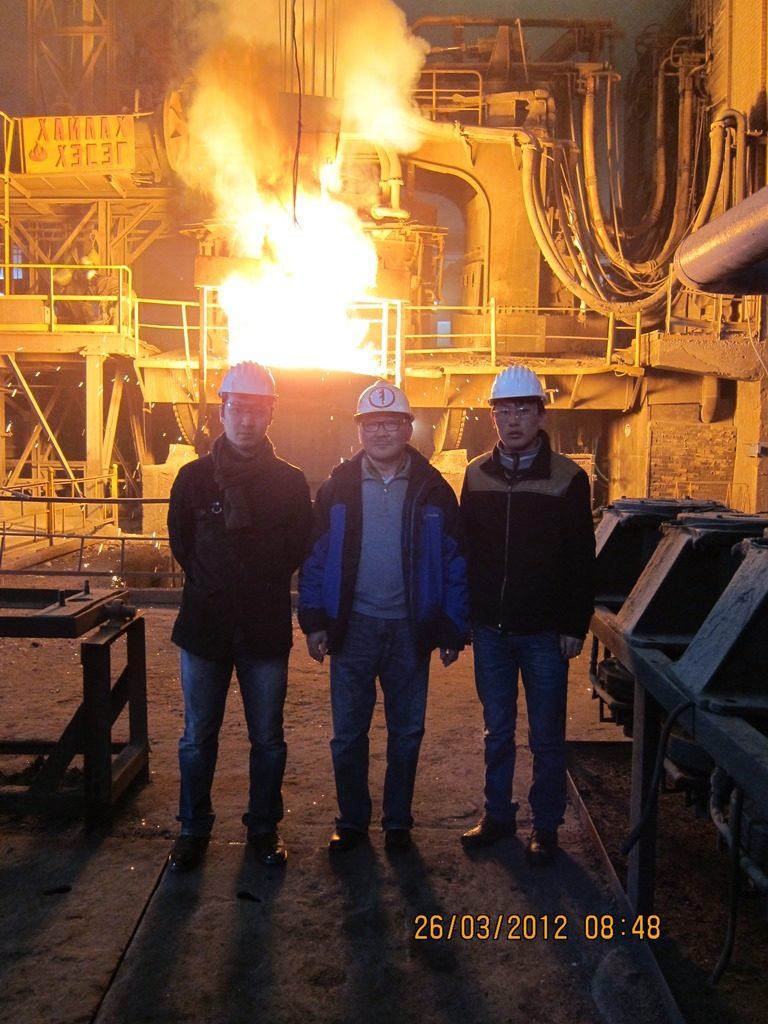 DMP Arc furnace
