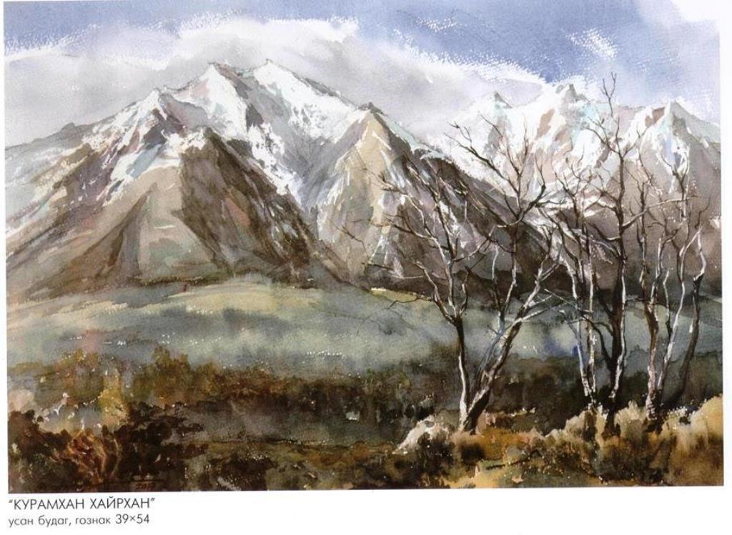 Khuramkhan UUL by A.Soninbayar